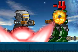超级机器人对战中文无敌版(机器人大对战中文无敌版)