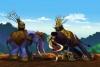 小战象格斗
