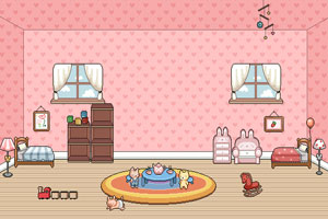 布置可爱房间