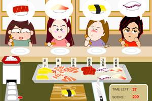 经营寿司店