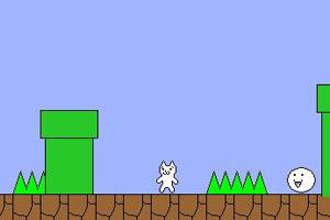 变态猫版超级玛丽无敌版