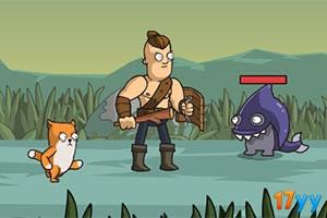 骑士与灵猫2