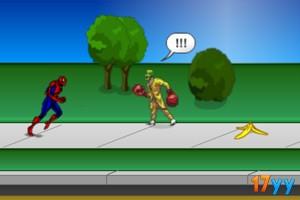 蜘蛛侠城市护卫