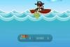 海盗船长去钓鱼