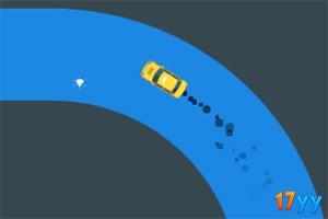 汽车弯道漂移