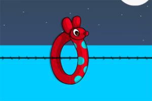 飘浮的鼠气球无敌版