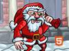找礼物的圣诞老人