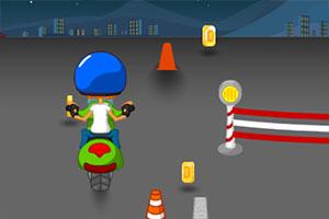 摩托骑手无敌版