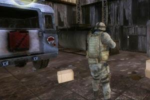陆战队训练营