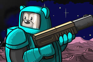 太空熊战士无敌版