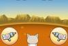 猫咪射飞碟
