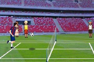 2012网球足球赛无敌版