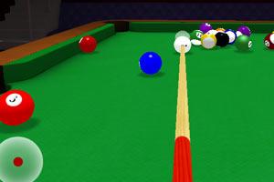 3D职业桌球赛
