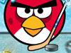 愤怒的小鸟冰球赛无敌版