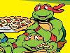 忍者神龟运送披萨