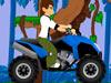 少年骇客丛林骑车