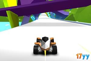 三维特技赛车