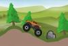 山地卡车考验