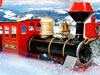 圣诞礼物火车