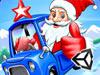 3D圣诞老人卡车驾驶