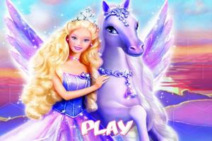 芭比公主与飞马小游戏图片