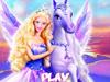 芭比公主与飞马