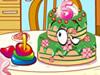 芭比做蛋糕