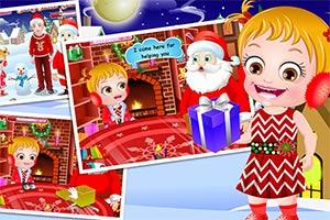 可爱宝贝圣诞之梦