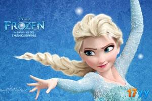 冰雪女王布置装扮