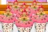 粉红公主蛋糕
