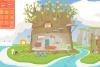 环保小树屋