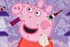 粉红小猪做美容