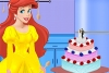 人鱼公主的婚礼蛋糕
