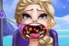 艾莎的喉咙医生