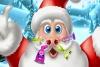 圣诞老人得流感
