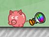想要飞翔的小猪
