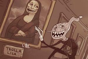 史上最贱小游戏3(trollface quest 3,暴走任务3电脑版)