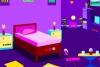 逃离紫色房间