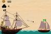 海盗大炮炸渔船无敌版