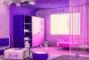 紫色情调房间逃生