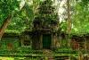 逃离古老神秘的寺庙