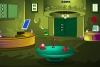 逃离复活节绿色房间