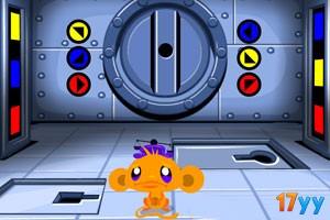 逗小猴开心系列:奇异空间