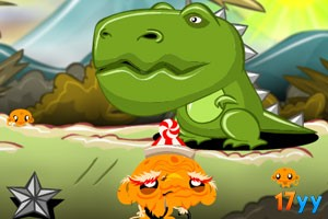 逗小猴开心系列11:恐龙奇遇