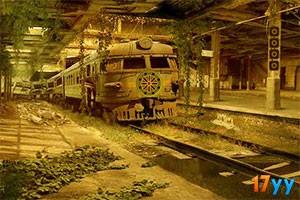 废弃地铁站逃生