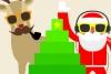 疯狂方块圣诞节