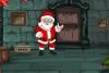 圣诞老人受困地下室
