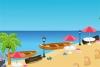 逃离海滩渡假村
