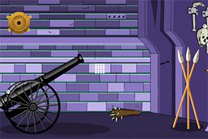 逃出暗紫地牢