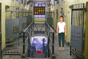 逃离监狱的男人
